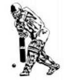 cricketer-art