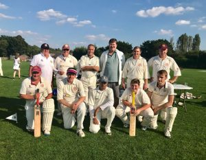 Old Owens 3rd team v Knebworth Park III