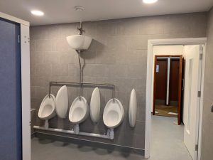 Mens Toilet Refurb photo 3