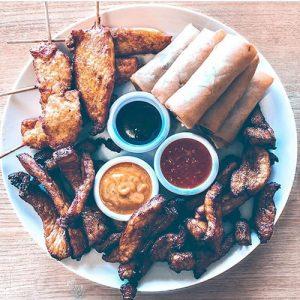 Thai Meal Platter